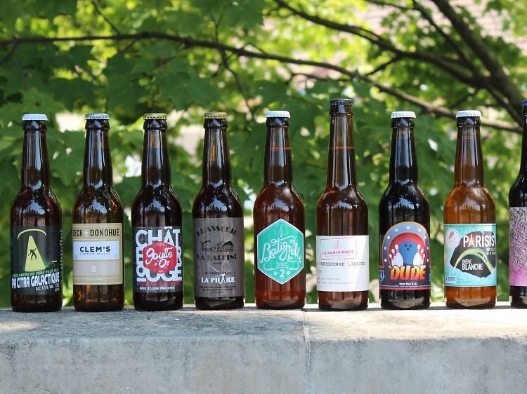Houblon • La bière artisanale