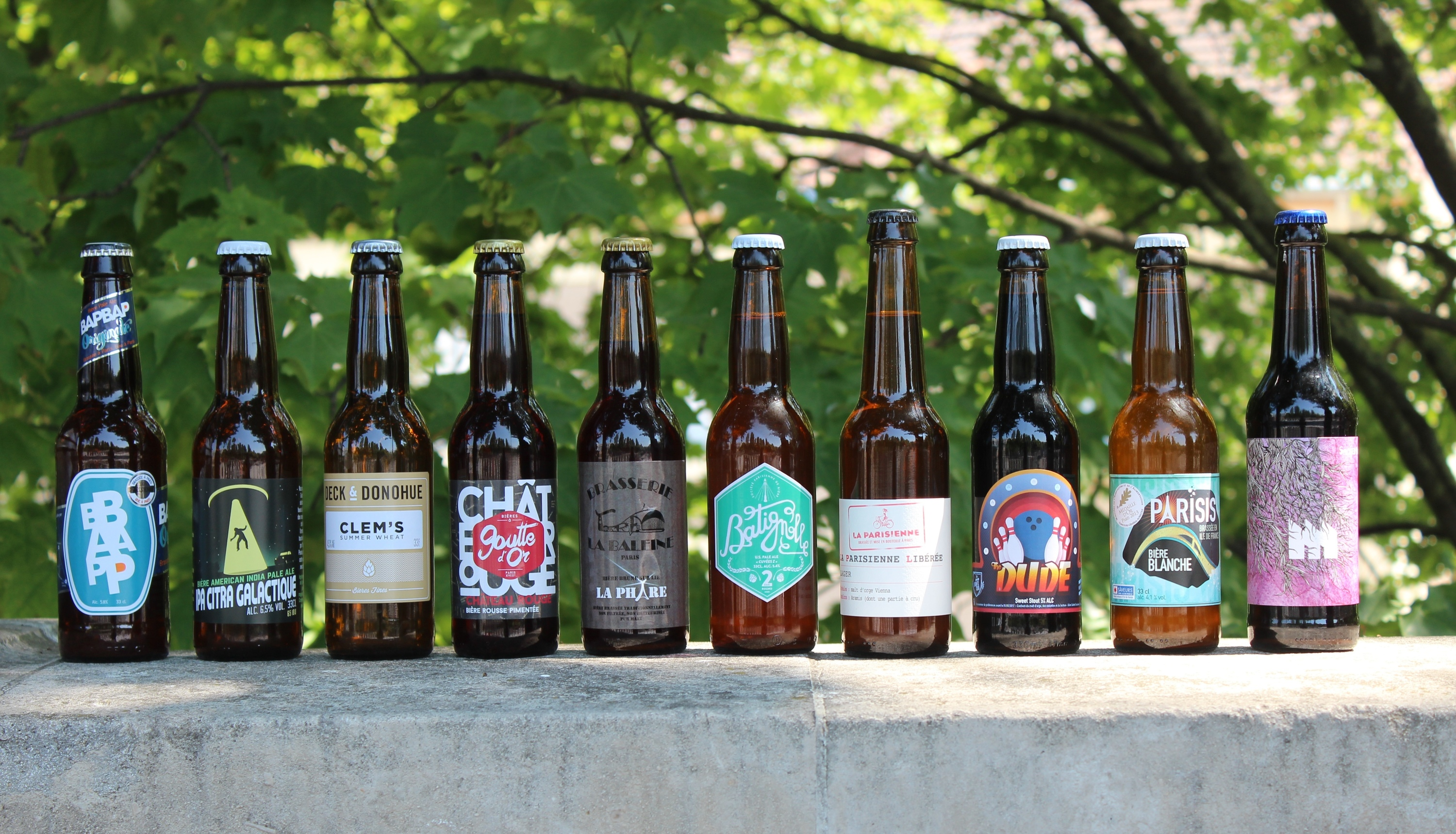 10 local Paris beers to try