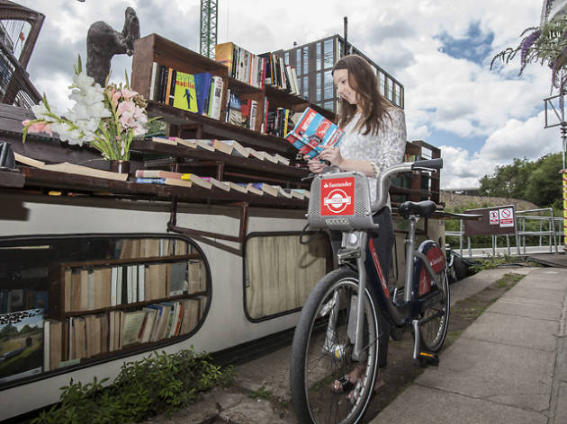 Wheely good days out: the scenic route from King's Cross to London Fields