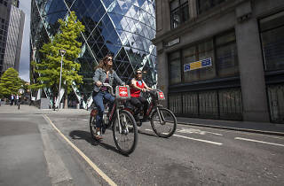 Wheely good days out: the foodie cycle from Bermondsey to Angel