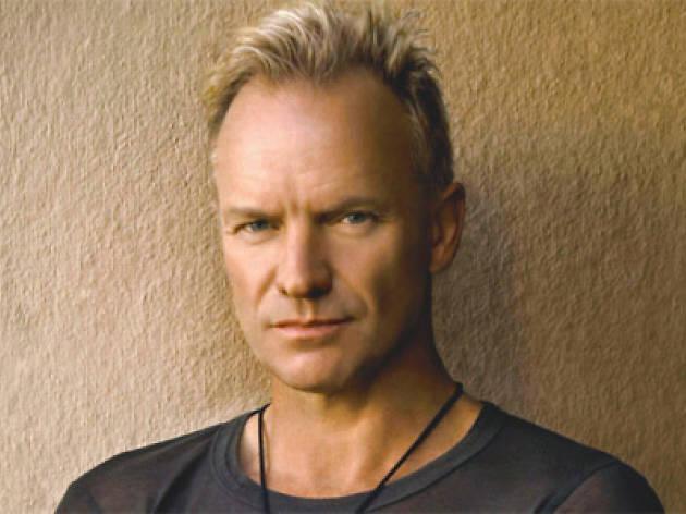 Sting regresa a México el próximo 10 de octubre en la Arena teques