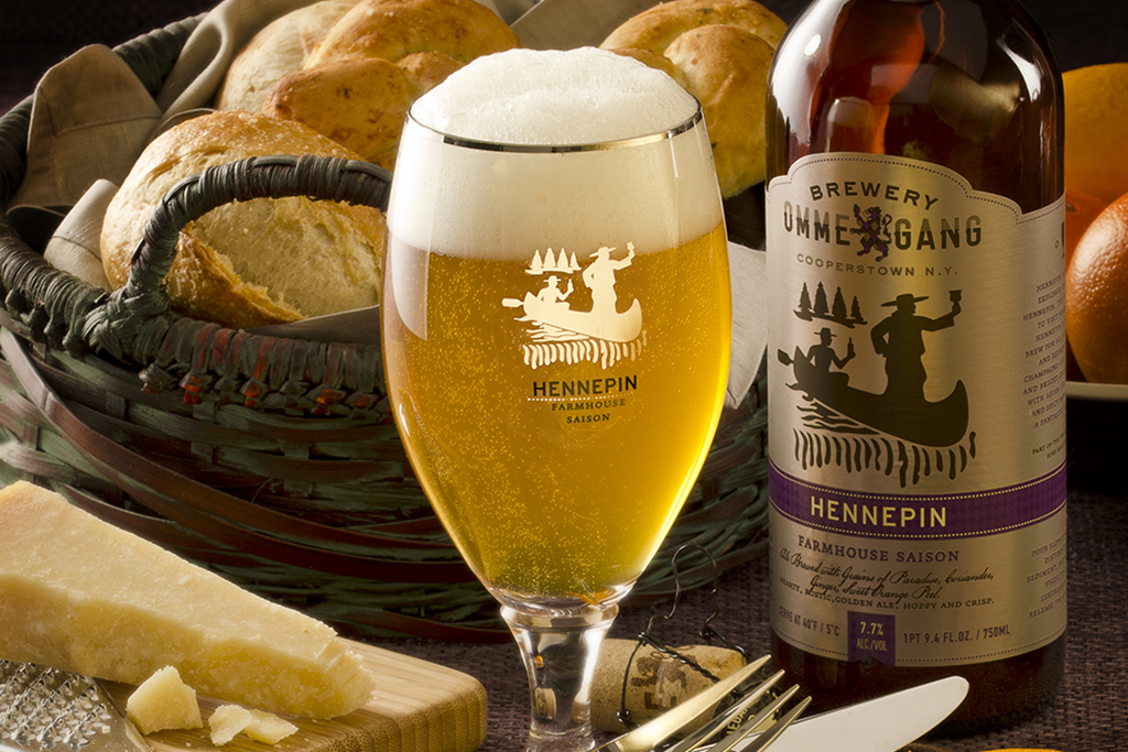 Hennepin Farmhouse Saison, Ommegang, Cooperstown, NY