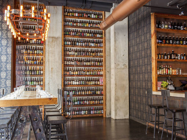The Elevated Beer & Dining Destination: Villains
