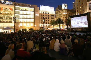 Film Night in the Park