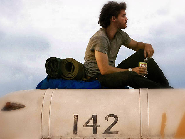 The Lanes Courtyard Cinema: Into The Wild