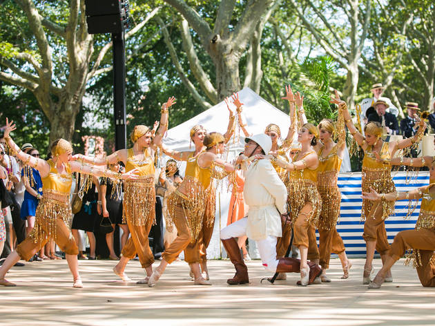 Everything new you can expect at the 2016 Jazz Age Lawn Party