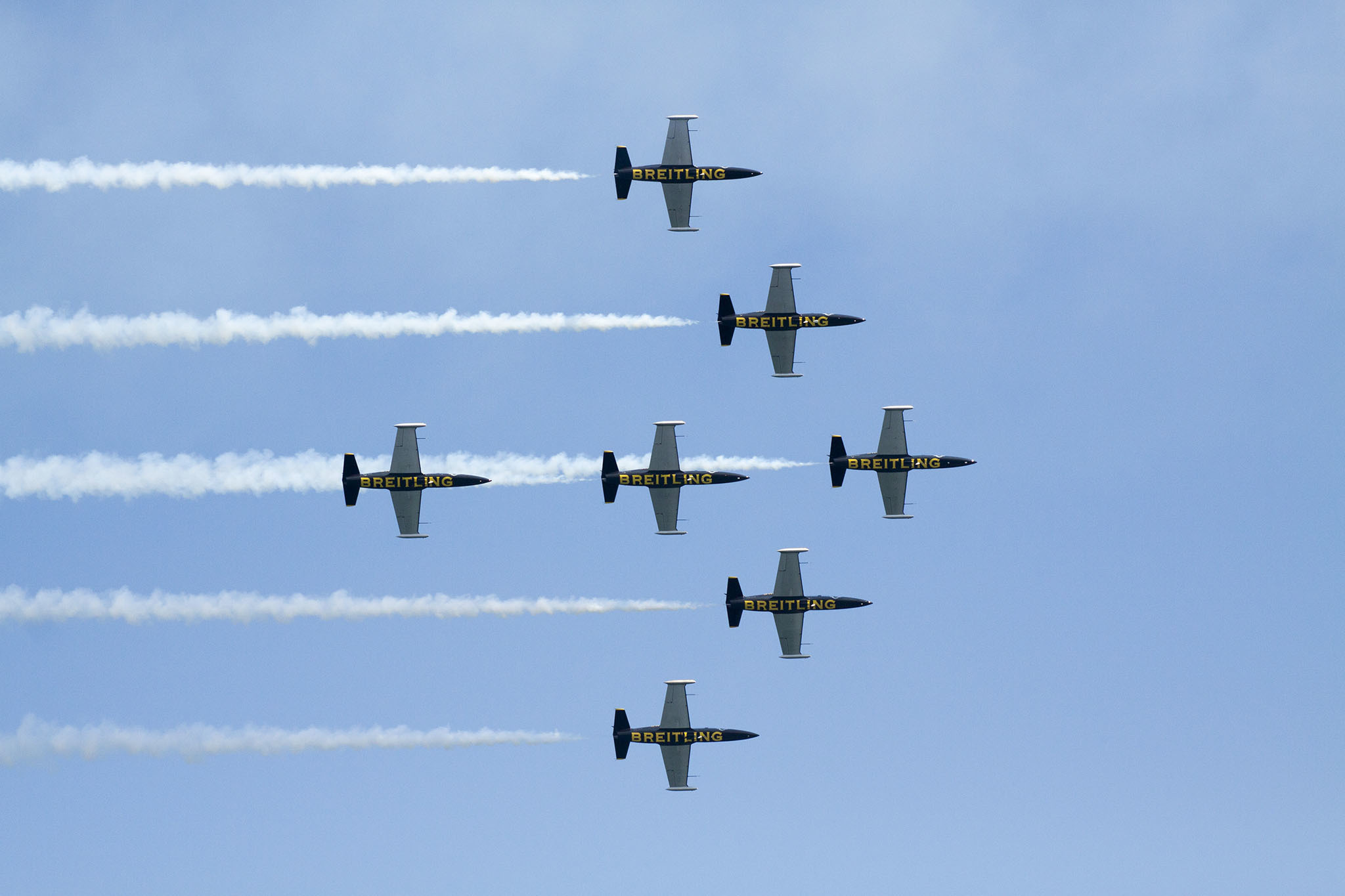 Photos: Air and water show 2015