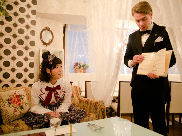 The Foreign Butler Cafe