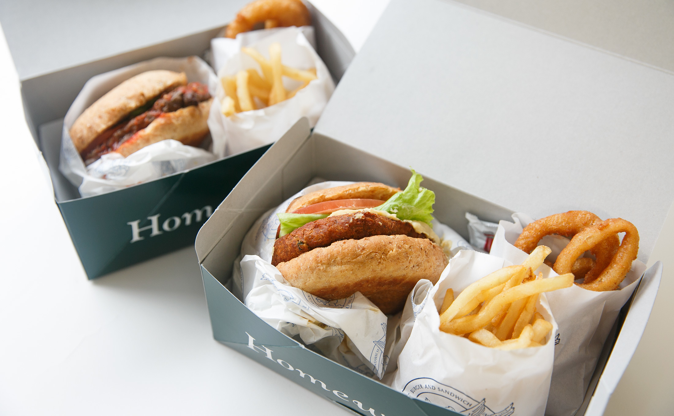 Takeout from Homework's Burgers | Time Out Tokyo