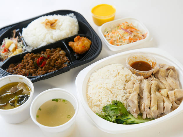 Takeout from Oriental Deli | Time Out Tokyo