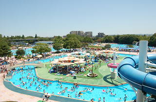 Showa Kinen Park Rainbow Pool   Time Out Tokyo
