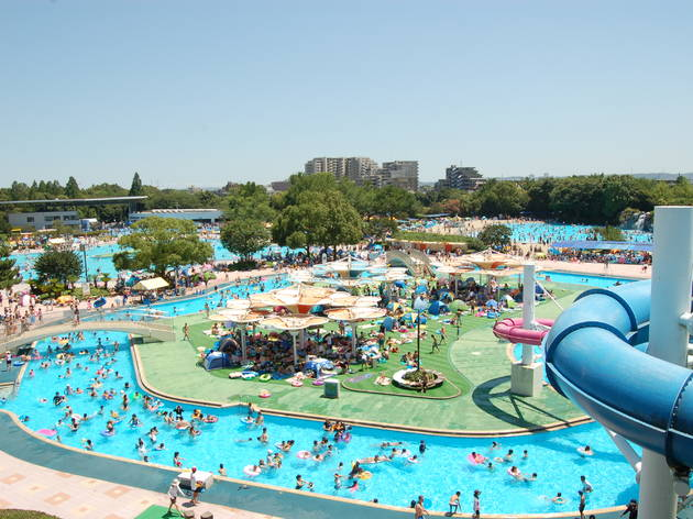 Showa Kinen Park Rainbow Pool | Time Out Tokyo
