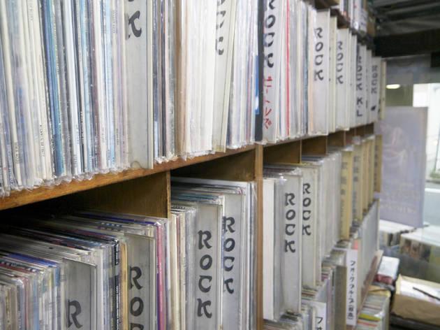 Records at Gekkosha | Time Out Tokyo