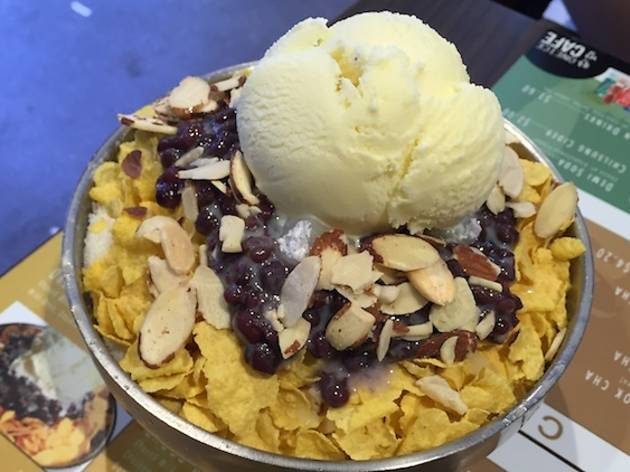 One Ice patbingsu