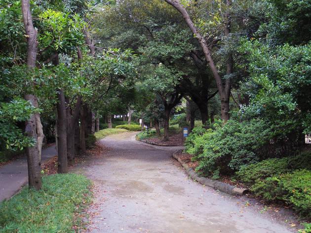 Spend a sporty day at Shinagawa Kumin Park