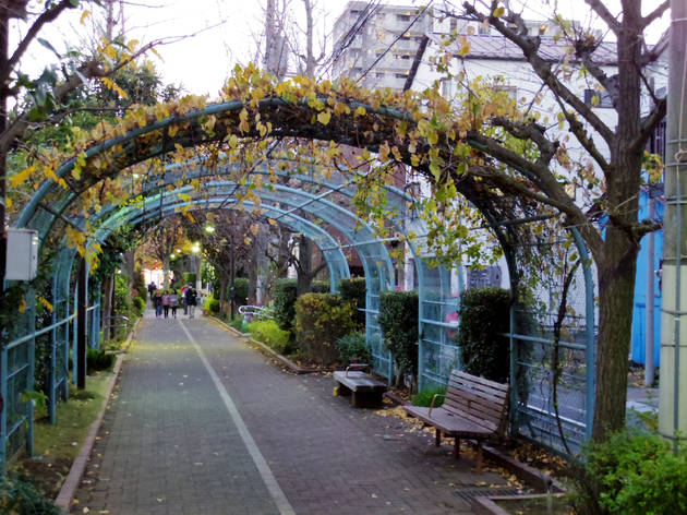 Toden Parks, Ojima/Kameido | Time Out Tokyo