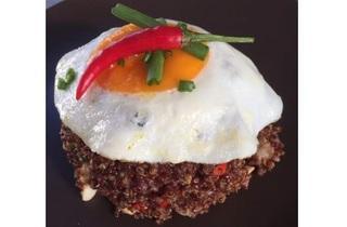 Quinoa Goreng