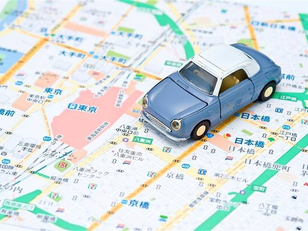 How to rent a car in Japan top