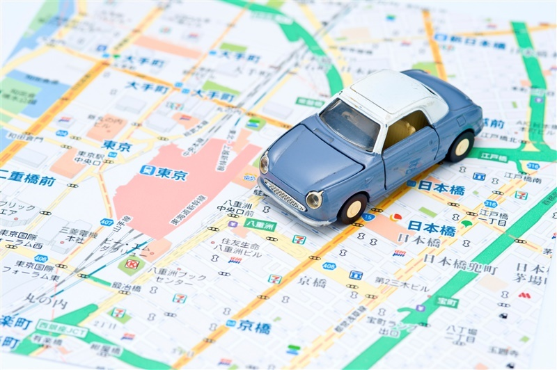 How to rent a car in Japan