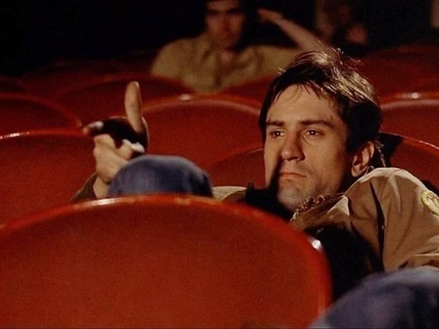 (Robert De Niro in Martin Scorsese's 'Taxi Driver')