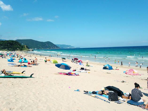 Shirahama Ohama beach | Time Out Tokyo