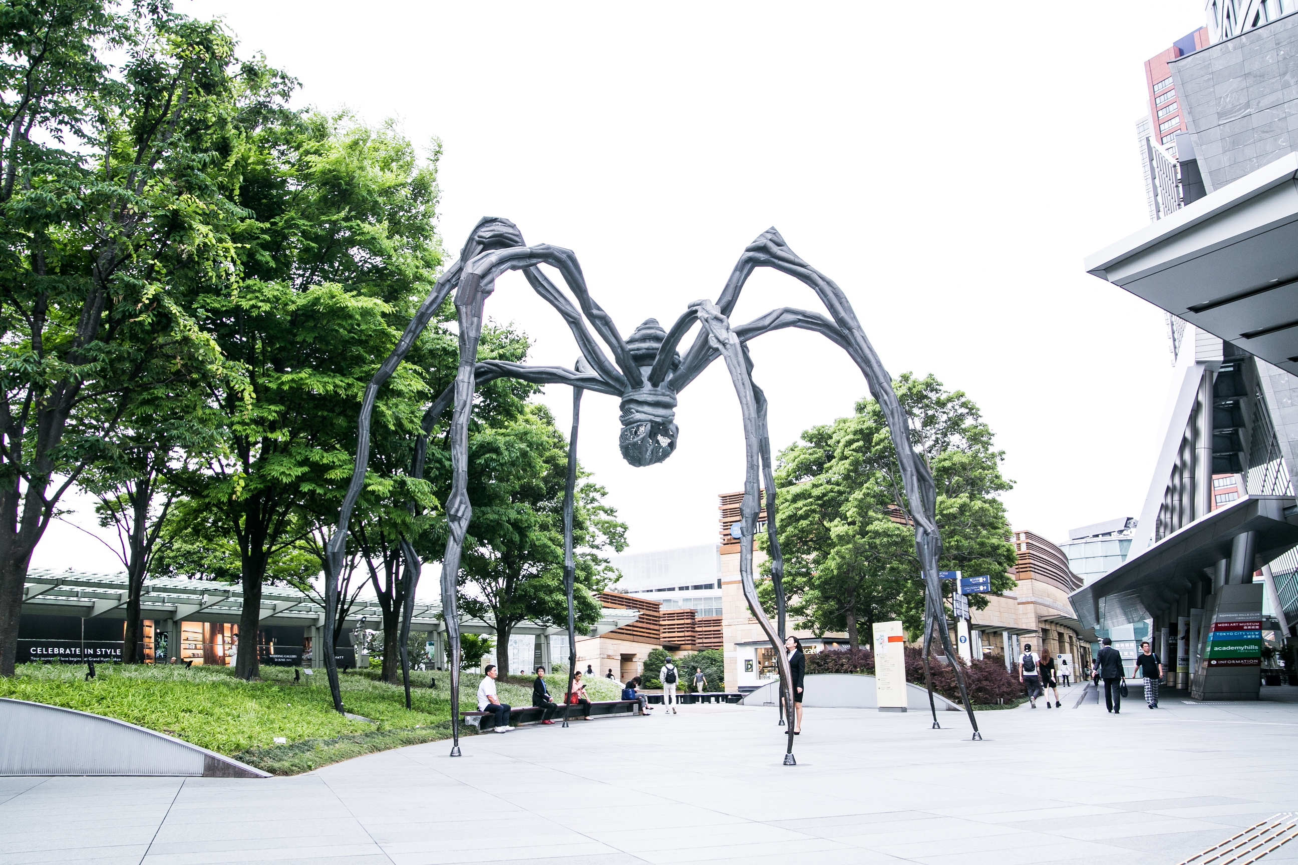 Maman the Spider at Roppongi Hills | Time Out Tokyo