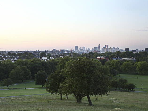 Where to see incredible London skyline views for free