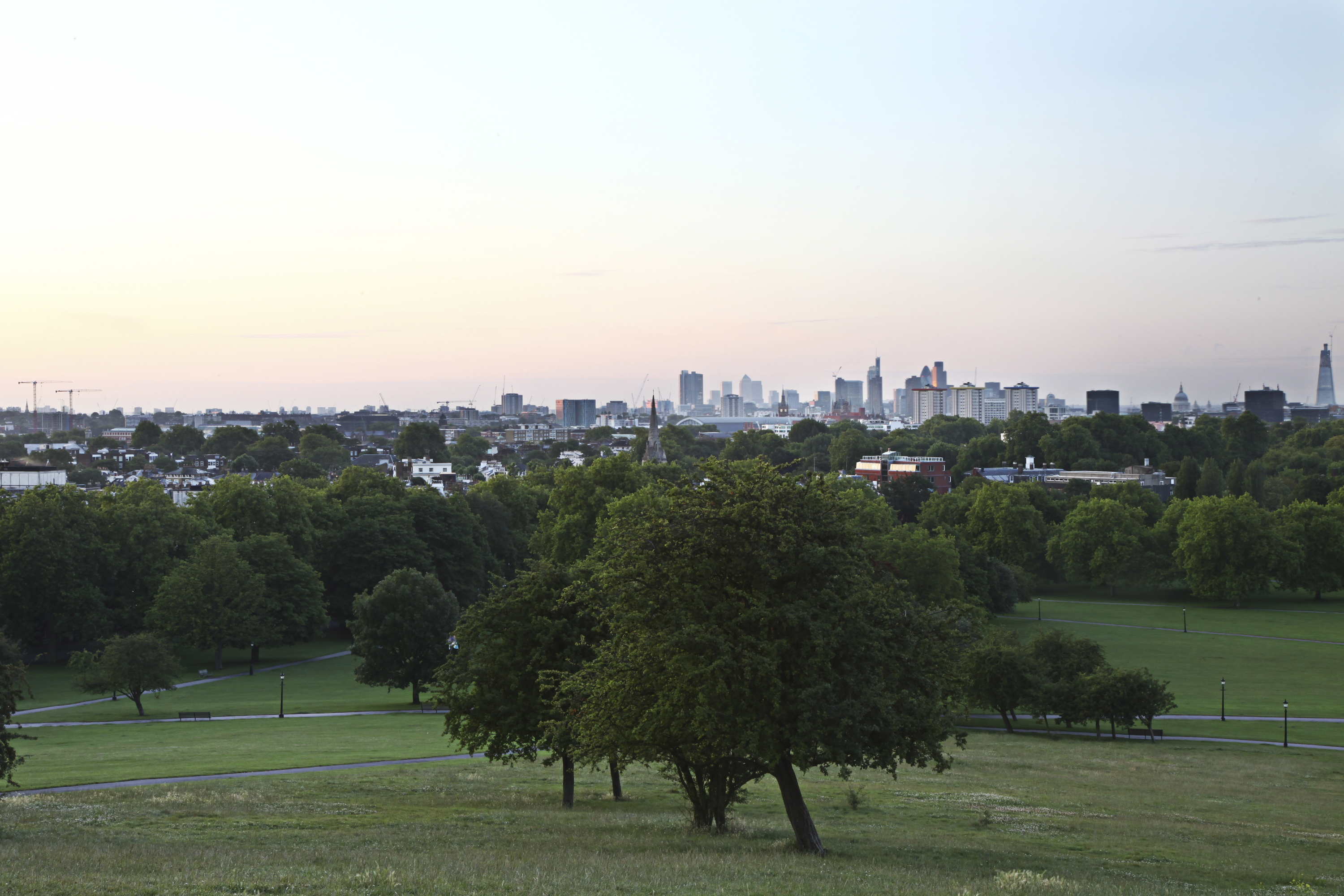 St John's Wood and Primrose Hill