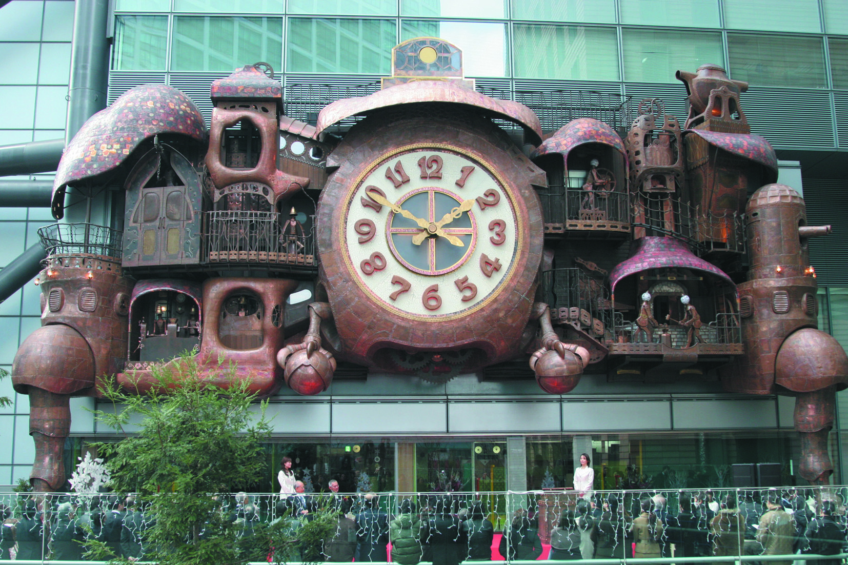 'Really LARGE Clock' | Time Out Tokyo