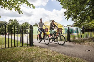 Wheely good days out: the culture cycle from Hyde Park Corner to Chelsea
