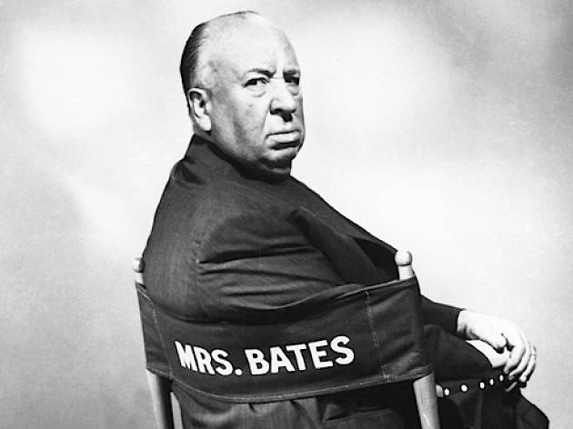 Alfred Hitchcock - Mrs Bates - Psycho
