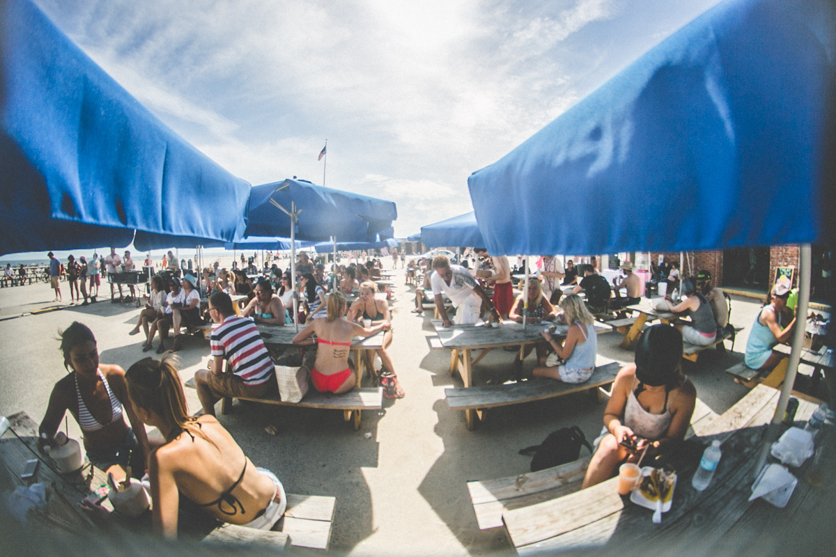 Labor Day with DJ Eli Pizzutto and special guests at Jacob Riis Beach Bazaar