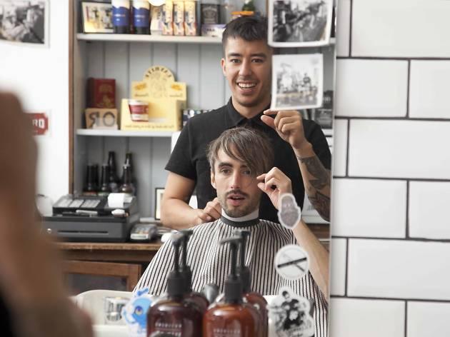 The Nomad Barbershop