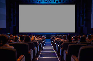 Cinema ple, cine lleno