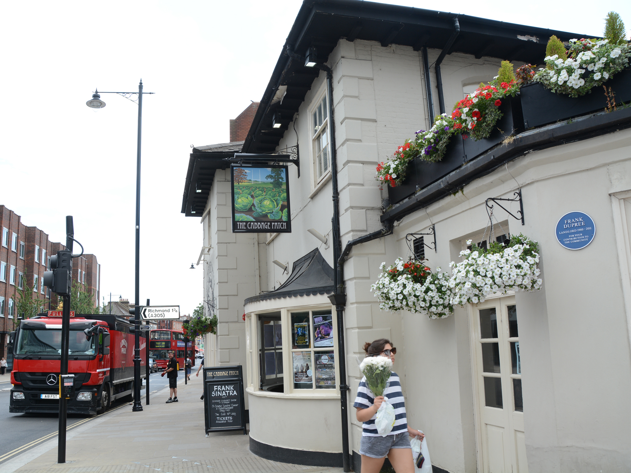 Pubs showing the Six Nations