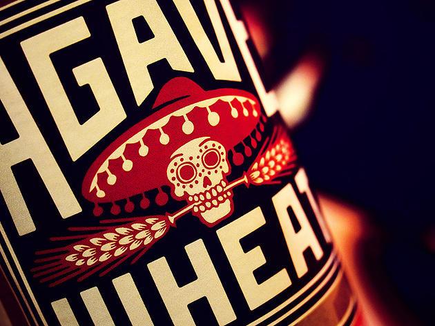 Agave Wheat, Breckenridge Brewery, Breckenridge, CO