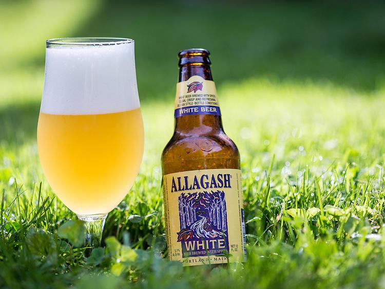 Allagash Brewing Company, Portland, ME