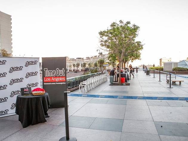 Time Out Los Angeles VIP party at Grand Performances