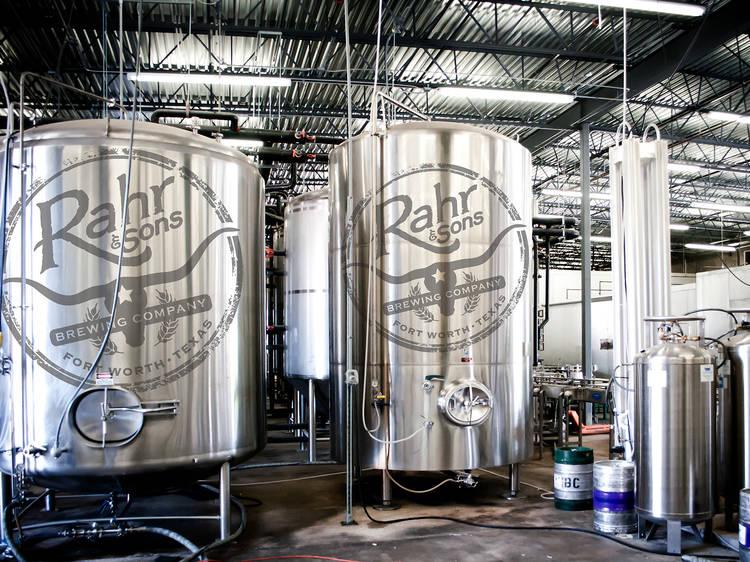Rahr & Sons, Fort Worth, TX