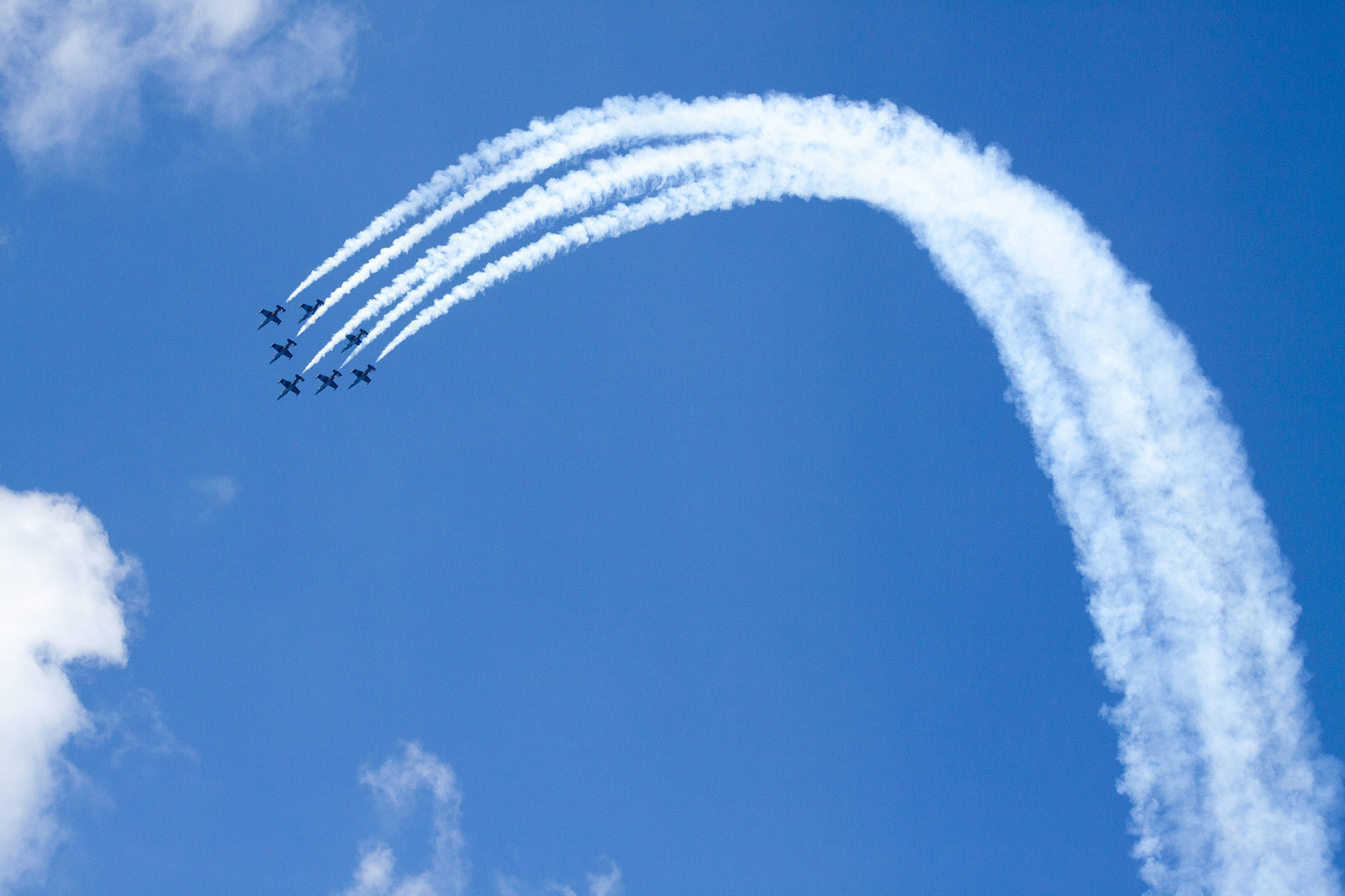 Photos from the Chicago Air and Water Show