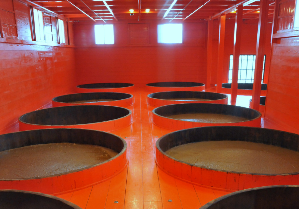 Soy sauce barrels | Time Out Tokyo