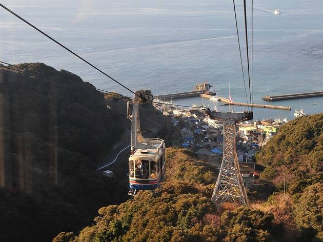 Nokogiri Yama cable car | Time Out Tokyo