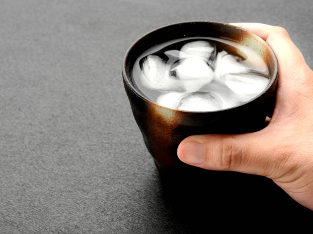 Sake with ice | Time Out Tokyo