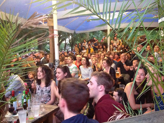 Rugby pubs in London, Pub on the Park, London Fields