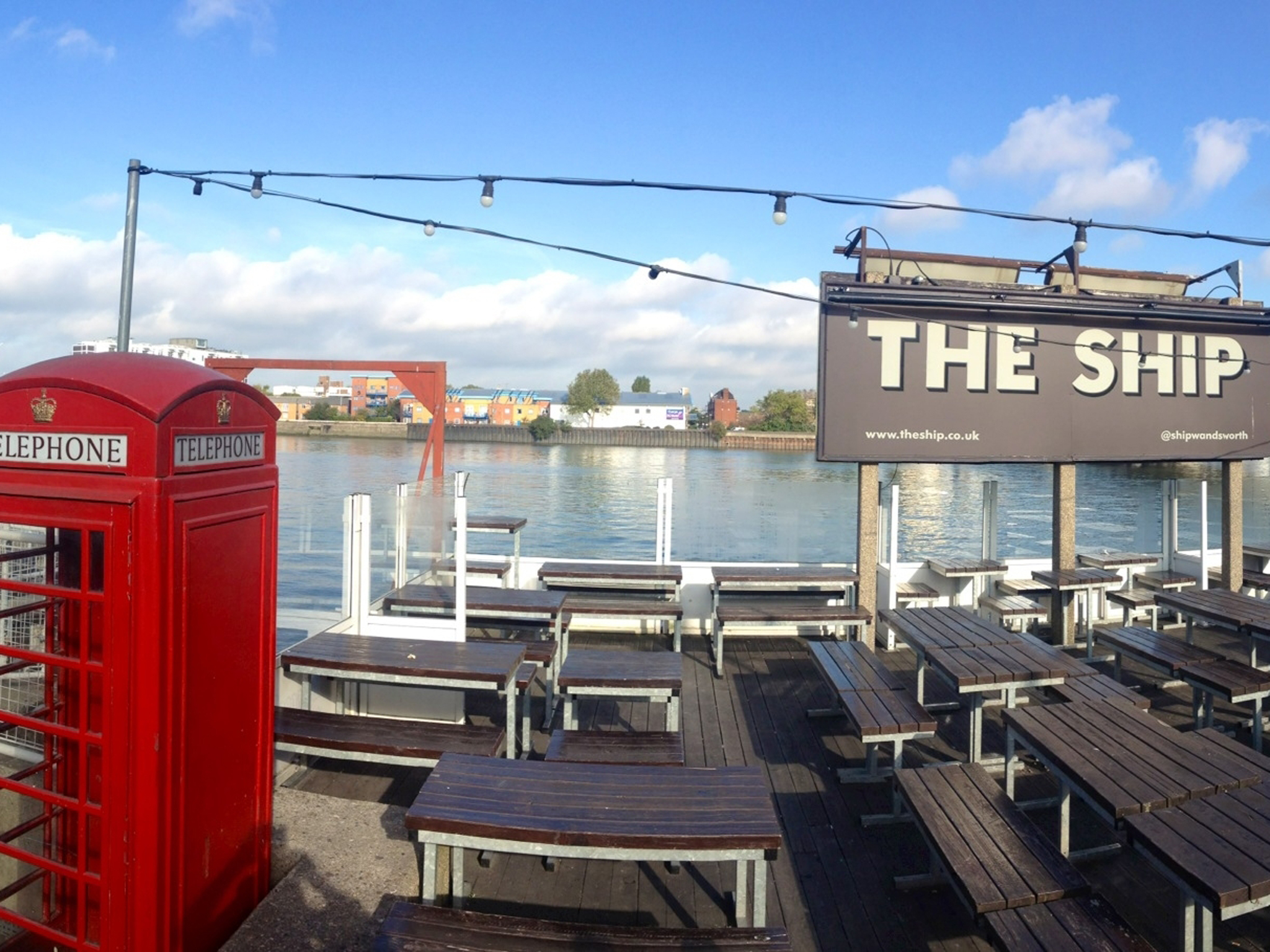 The ship wandsworth