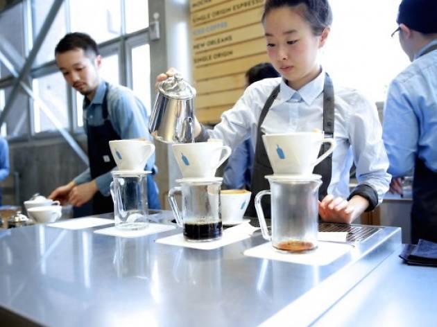 清澄白河にオープンした、ブルーボトルコーヒー1号店に行ってきた