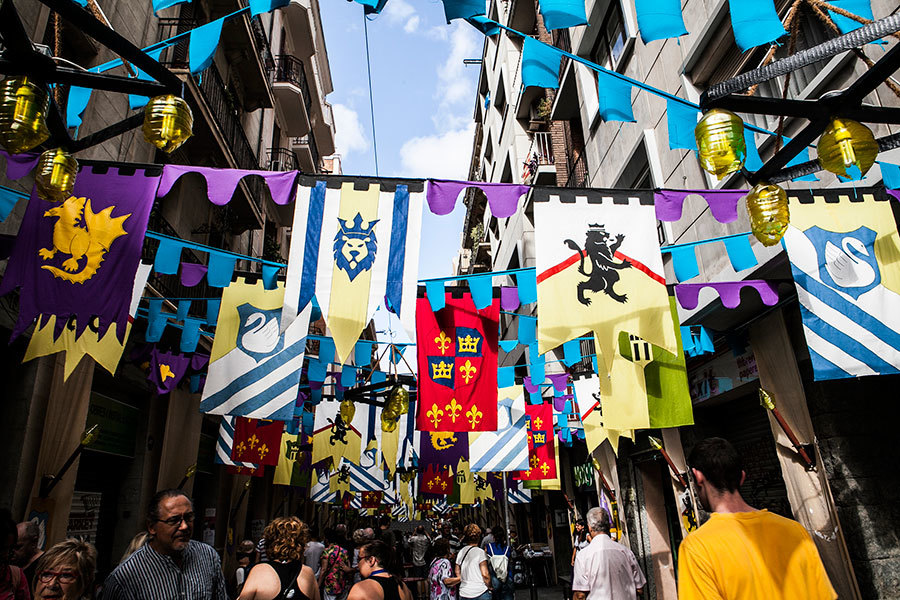 El millor de la Festa Major de Gràcia 2016