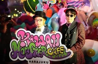 増田セバスチャンプロデュース、KAWAII MONSTER CAFE(カワイイモンスターカフェ)が原宿にオープン