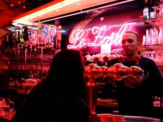 The best after hours bars in Paris