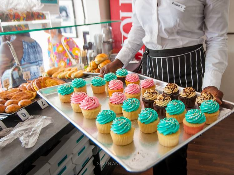 Consume a few extra calories at Cupcake Boutique
